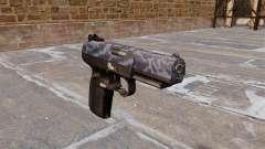 Arma FN Cinco-sete Azul Camo