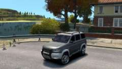 UAZ 3163 dns_event_unknown_service_port Patriota