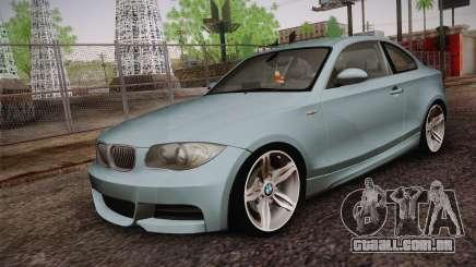 BMW 135i Limited Edition para GTA San Andreas