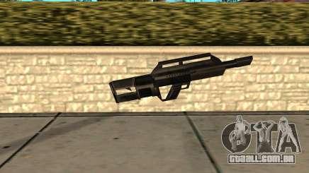 Jackhammer из Max Payne para GTA San Andreas