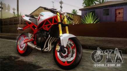 Kawasaki Zx6r Ninja para GTA San Andreas