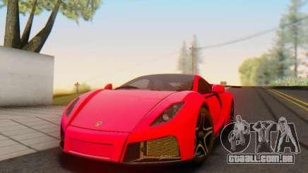 GTA Spano 2014 HQLM para GTA San Andreas
