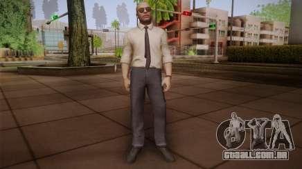 Agente especial de Jason Hudson из CoD: Black Ops para GTA San Andreas