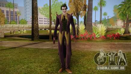 Joker from Injustice para GTA San Andreas