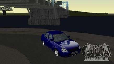 Lada 2170 Priora para GTA San Andreas