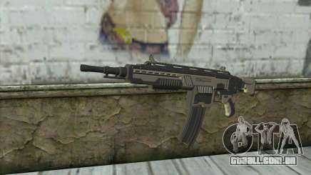 NS-15M Machine Gun from Planetside 2 para GTA San Andreas