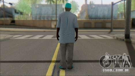 DK Garoto Marrento Skin para GTA San Andreas segunda tela