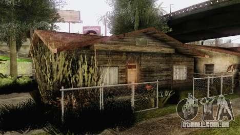 Graphic Unity para GTA San Andreas segunda tela