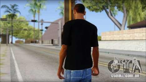 LMAFAO T-Shirt para GTA San Andreas segunda tela