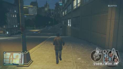 GTA V  Package Final para GTA 4 terceira tela
