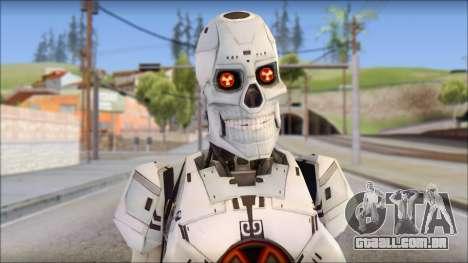 Dukeinator para GTA San Andreas terceira tela