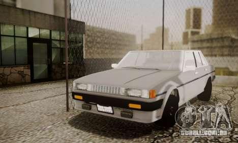Toyota Cressida 1987 para GTA San Andreas