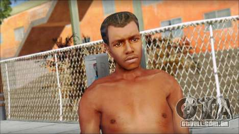 Beach Character 4 para GTA San Andreas