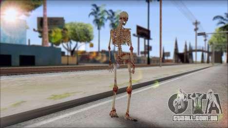 Skeleton from Sniper Elite v2 para GTA San Andreas segunda tela