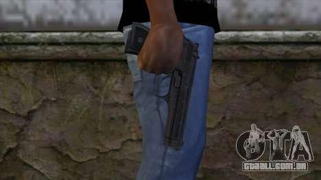 Marisa M9 Custom Master Spark para GTA San Andreas terceira tela