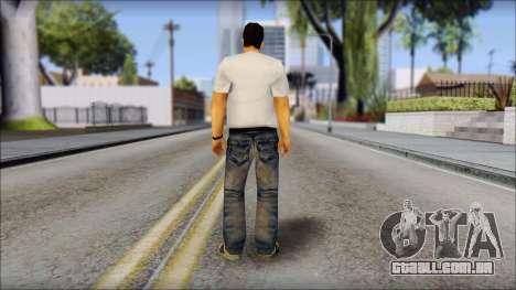 Toni Cipriani v1 para GTA San Andreas segunda tela