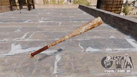 Taco de beisebol Camo A015 para GTA 4 segundo screenshot