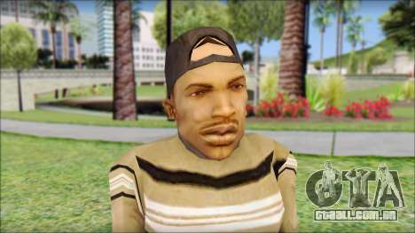 CJ Dwarf v2 para GTA San Andreas terceira tela