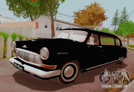 GAZ 21 de Limusina para GTA San Andreas