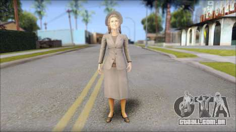 Old Lady para GTA San Andreas