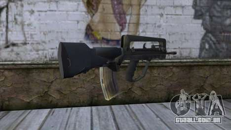 Famas from CS:GO v2 para GTA San Andreas segunda tela