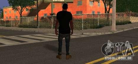 Crossfit para GTA San Andreas segunda tela