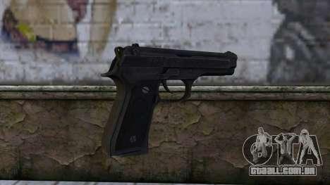 Marisa M9 Custom Master Spark para GTA San Andreas segunda tela