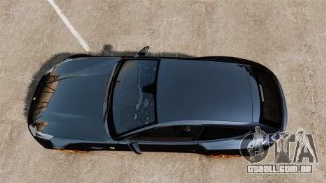 Ferrari FF 2011 para GTA 4 vista direita