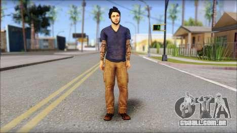 Jason Brody para GTA San Andreas