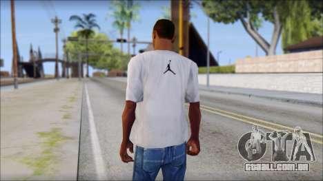 I Love SA T-Shirt para GTA San Andreas segunda tela