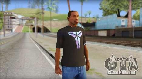Kobie Shirt para GTA San Andreas