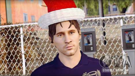 Messi Arsenal Christmas Special para GTA San Andreas terceira tela