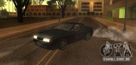 Cleo Drift para GTA San Andreas terceira tela