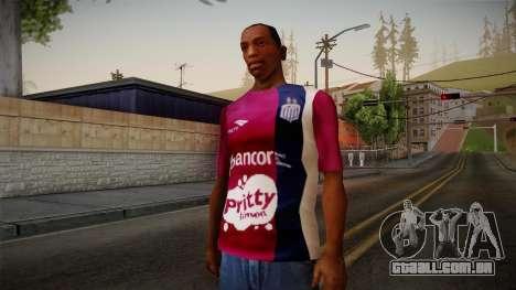Oficinas de Córdoba Camisa para GTA San Andreas