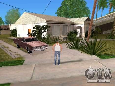 DLock para GTA San Andreas segunda tela