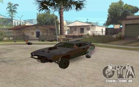 Interceptor para GTA San Andreas