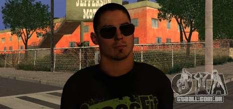 Crossfit para GTA San Andreas terceira tela