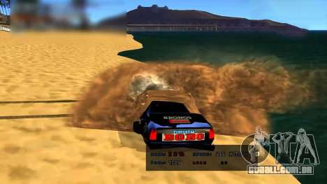 Car Grav Hack para GTA San Andreas terceira tela