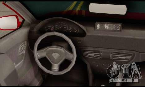 Lampadati Felon GT 1.1 para GTA San Andreas traseira esquerda vista