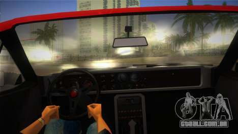 Lancia Rally 037 1982 para GTA Vice City vista traseira esquerda
