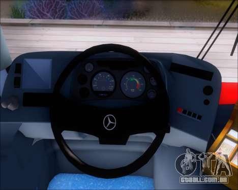 Neobus Spectrum City Mercedes Benz OF-1722 para as rodas de GTA San Andreas