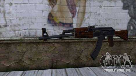 AK47 from CS:GO v2 para GTA San Andreas