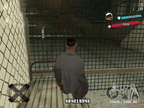 C-HUD by Accord para GTA San Andreas