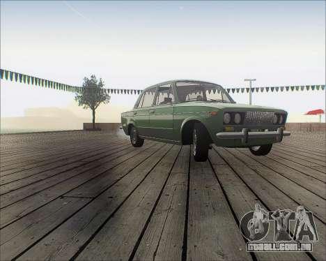 VAZ 2106 Tuneable para GTA San Andreas