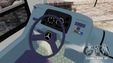 Marcopolo Torino G7 1722M para GTA 4 vista direita