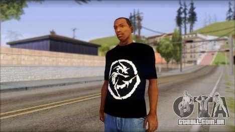 E Logo T-Shirt para GTA San Andreas