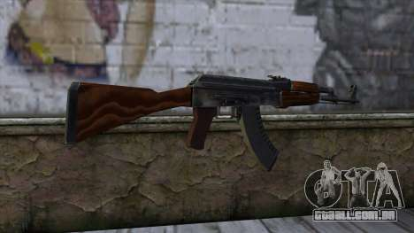 AK47 from CS:GO v2 para GTA San Andreas segunda tela