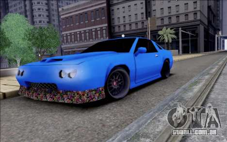 Buffalo Drift Style para GTA San Andreas