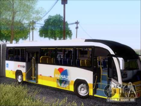 Neobus Mega BRT Volvo B12M-340M para as rodas de GTA San Andreas