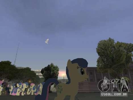 Bonbon para GTA San Andreas sexta tela